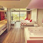 Adam Eve Hotel - Balayı Oda
