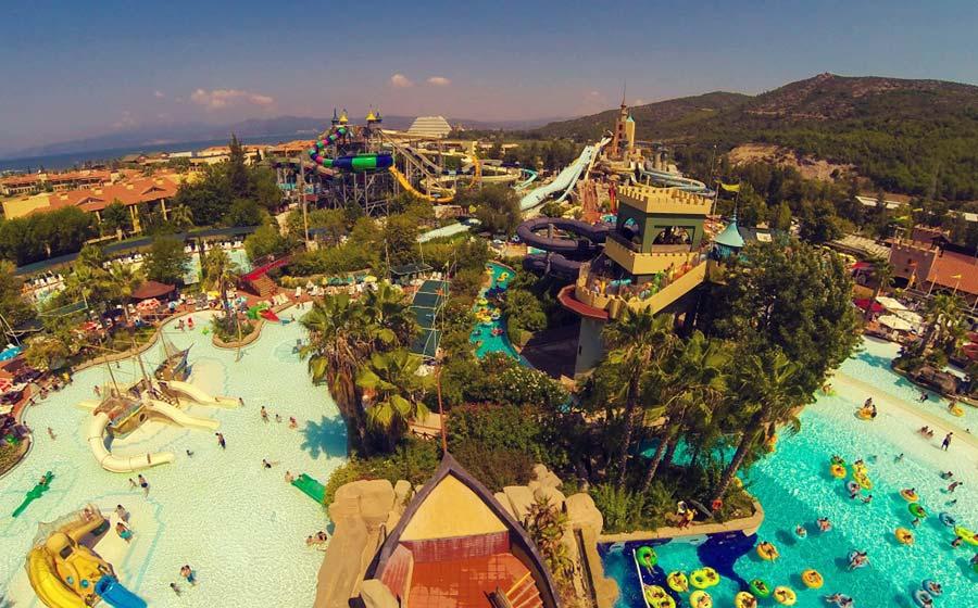 Aqua Fantasy Aquapark Hotel - Aquapark Kuşadası