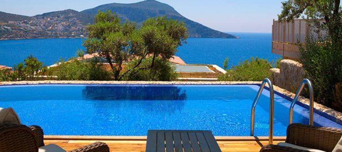 Asfiya Seaview Hotel - Odaya Özel Havuz
