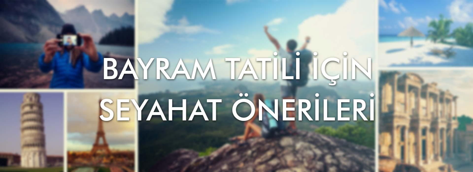 Antalya Tatil Önerisi