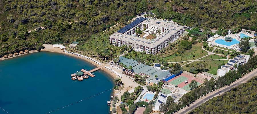 Cape Bodrum Beach Resort - Yüzme Havuzu