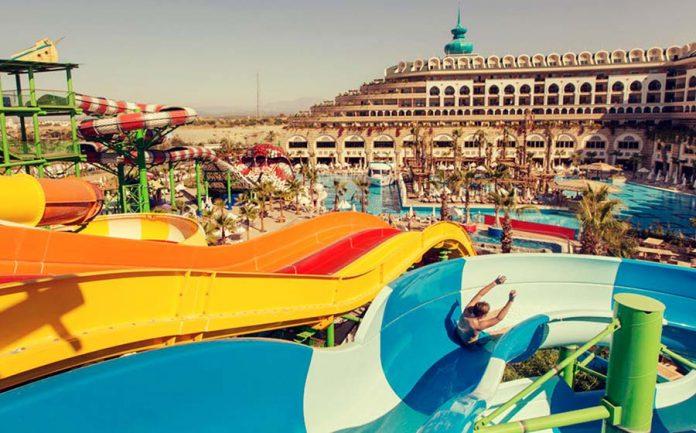Crystal Sunset Luxury Resort - Aquapark