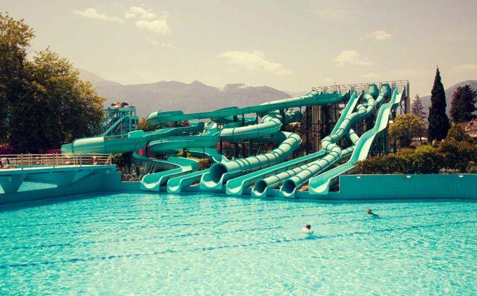 Daima Biz Hotel - Aquapark