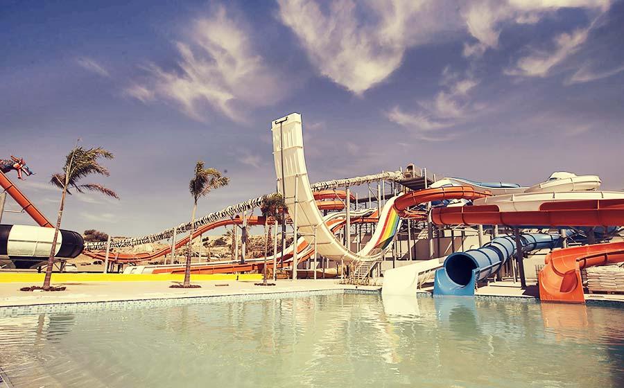 Elexus Hotel Resort - Aqupark Genel