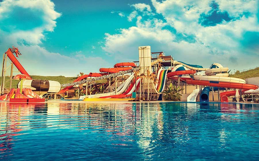 Elexus Hotel Resort - Aqupark Havuz