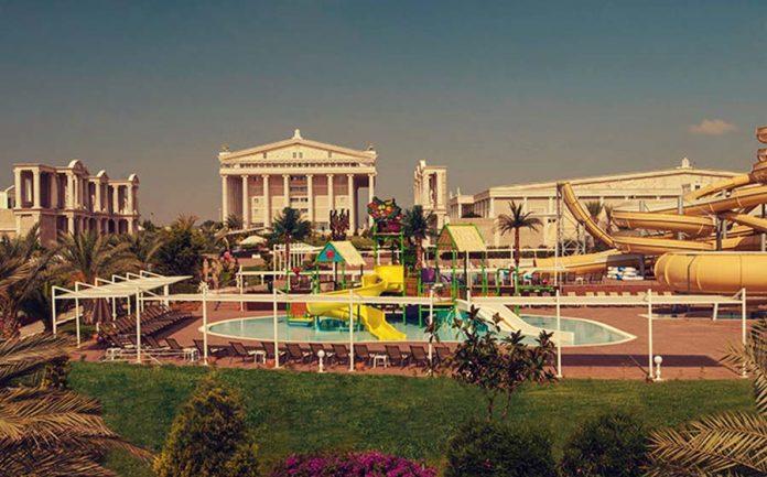 Kaya Artemis Resort Casino - Aquapark