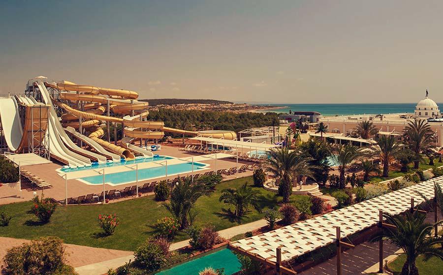 Kaya Artemis Resort Casino - Aquapark Genel