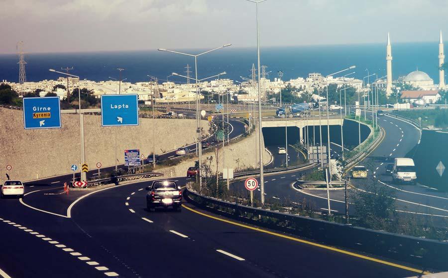 Kıbrıs'ta Ulaşım