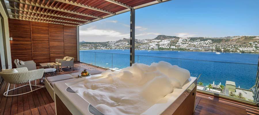 Mivara Luxury Resort - Jakuzi