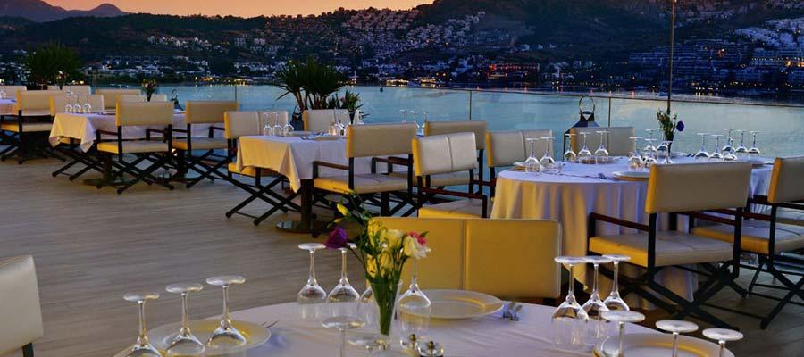 Mivara Luxury Resort - Restoran