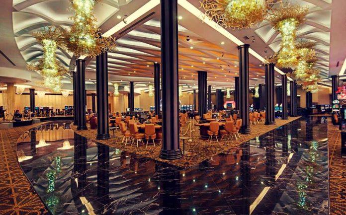 Nuh'un Gemisi Deluxe Hotel - Casino Bölümü