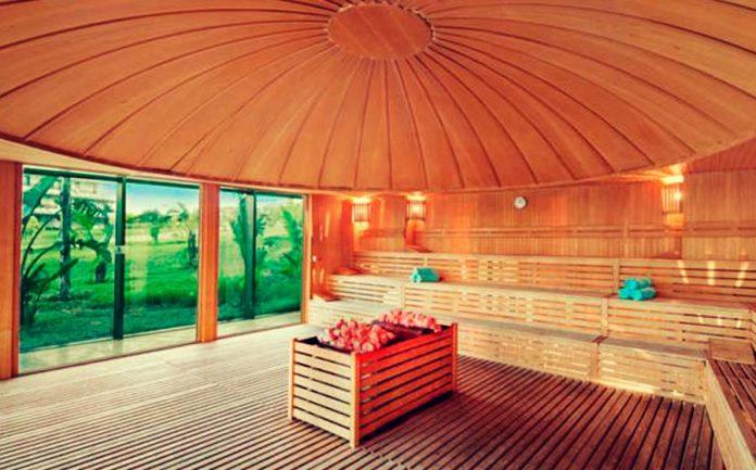 Nuh'un Gemisi Hotel - Sauna