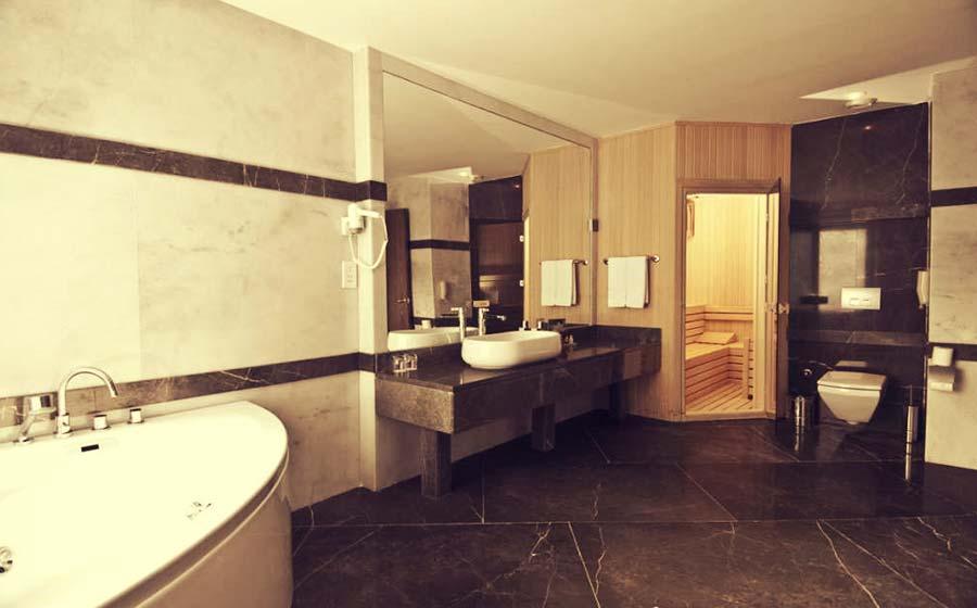 Nuh'un Gemisi Hotel - Hamam Sauna