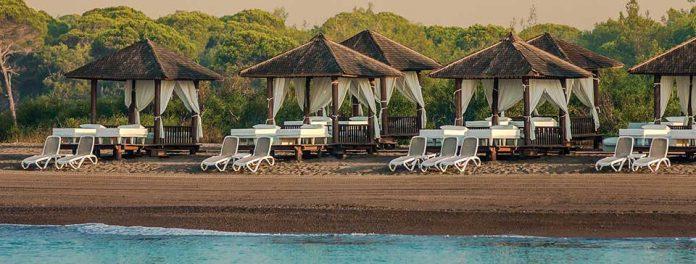 Otel Seçiminde Denize Sıfır Oteller