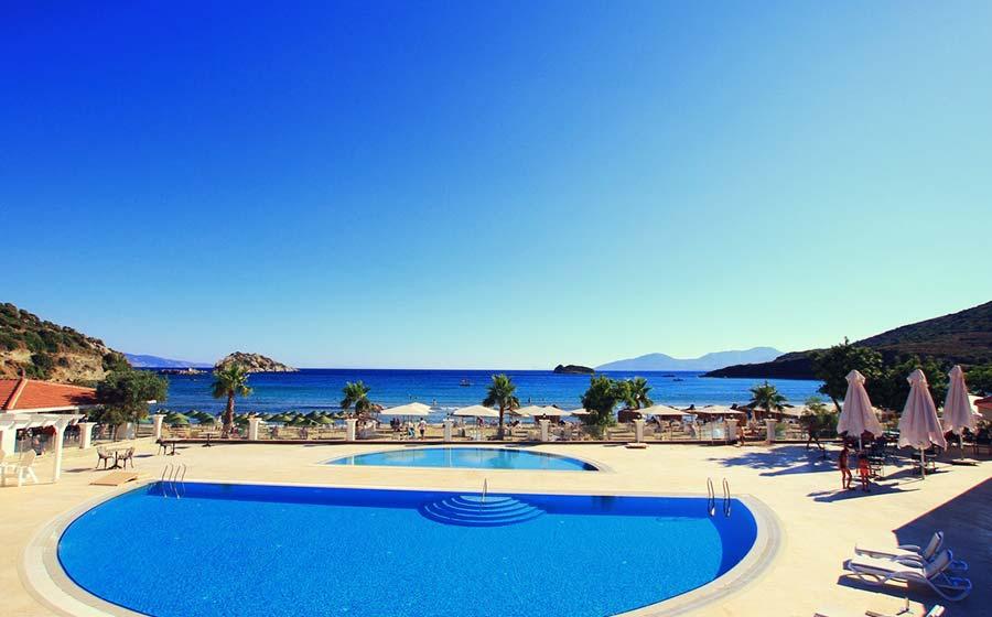 Palm Bay Beach Hotel - Havuz