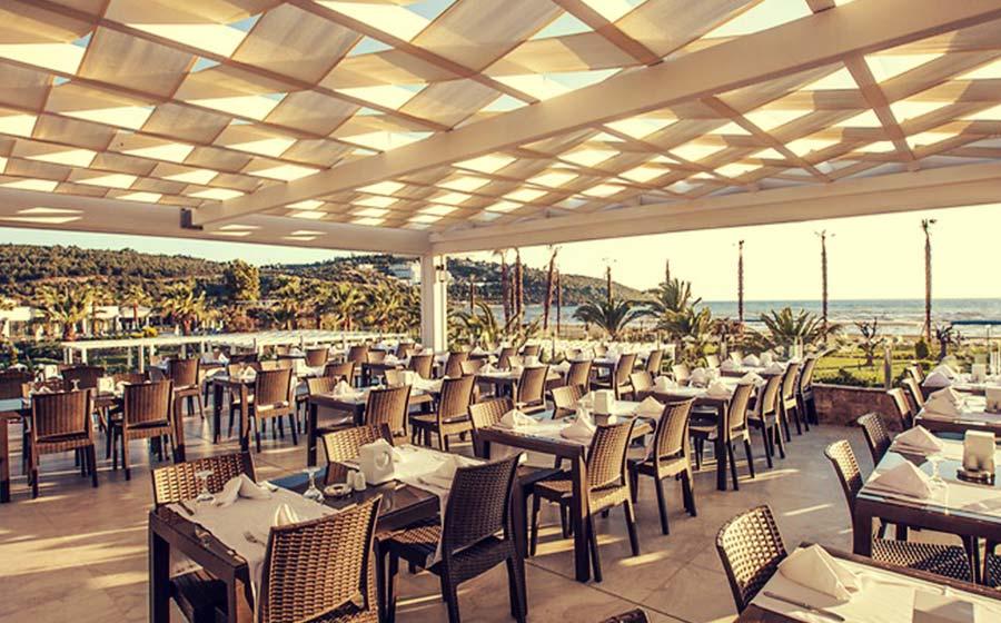 Palm Wings Ephesus Hotel - Restoran