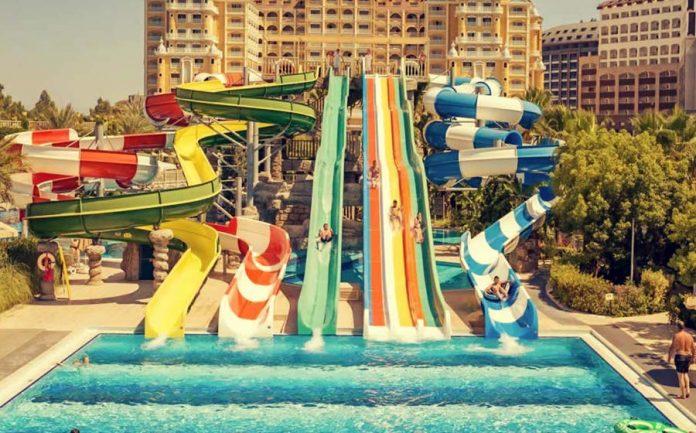 Royal Holiday Palace - Aquapark