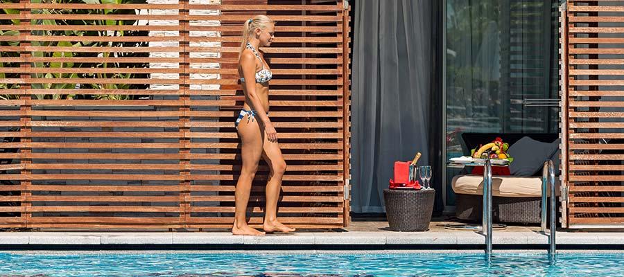 Sensimar Belek Resort & Spa - Havuz Oda - Özel Havuzlu Oda