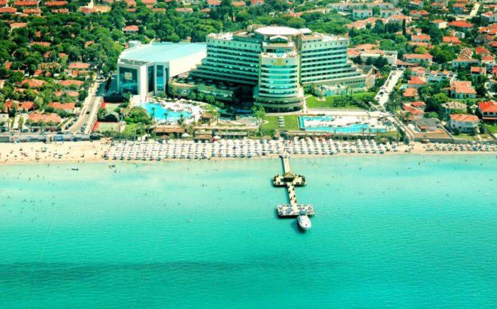 Sheraton Hotel Çesme