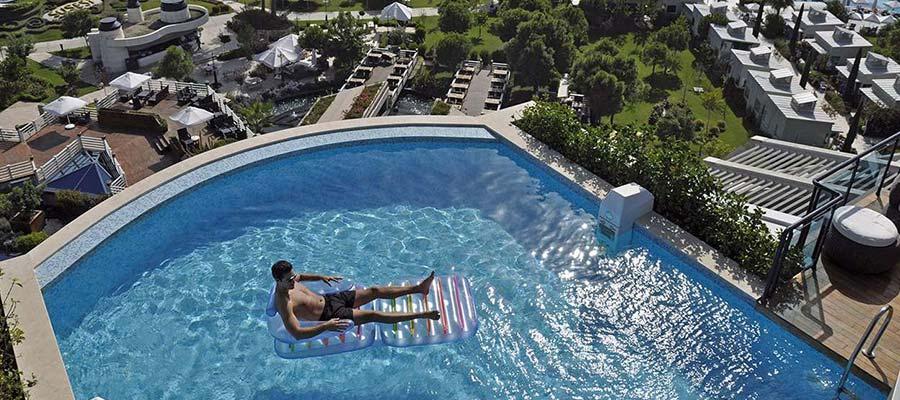 Susesi Luxury Resort Hotel - Odaya Özel Havuz