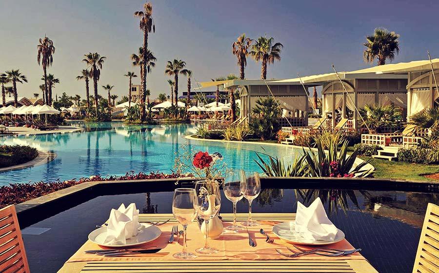 Susesi Hotel Restoran