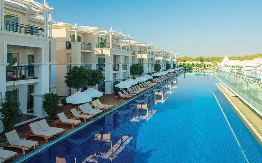 Titanic Deluxe Belek Hotel - Havuz