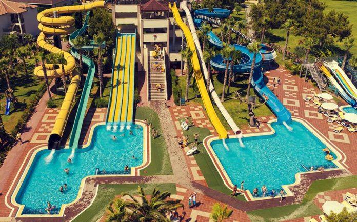Club Hotel Turan Prince World - Aquapark