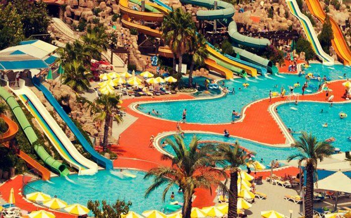 Vonresort Golden Beach - Aquapark