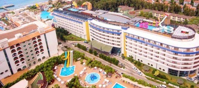 Bera Alanya Hotel - Muhafazakar Oteller
