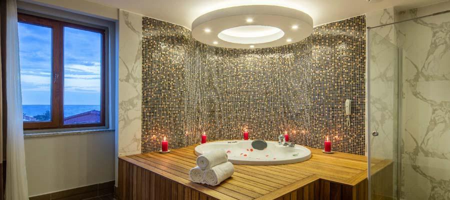 Selge Beach Resort & Spa - Jakuzi