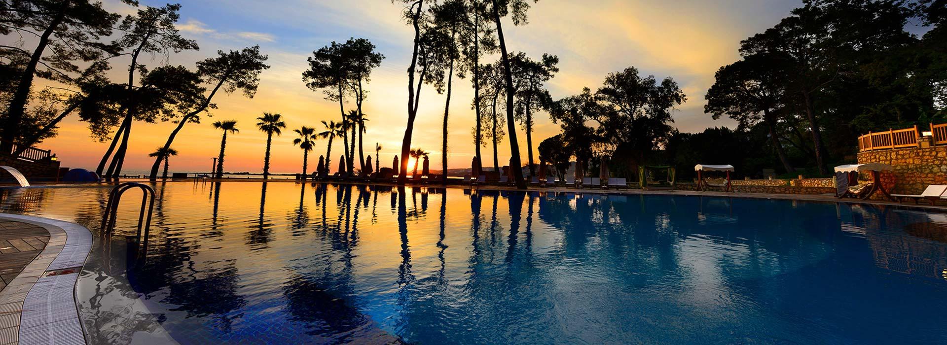 Angel's Marmaris Hotel - Plaj