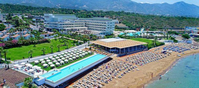 Kıbrıs Sanatçılı Oteller - Acapulco Resort