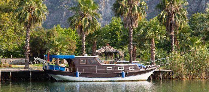 Muğla'nın Görmeniz Gereken Tatil Bölgeleri - Dalyan Boğazı
