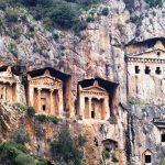 Muğla'nın Görmeniz Gereken Tatil Bölgeleri - Dalyan Mezarlar