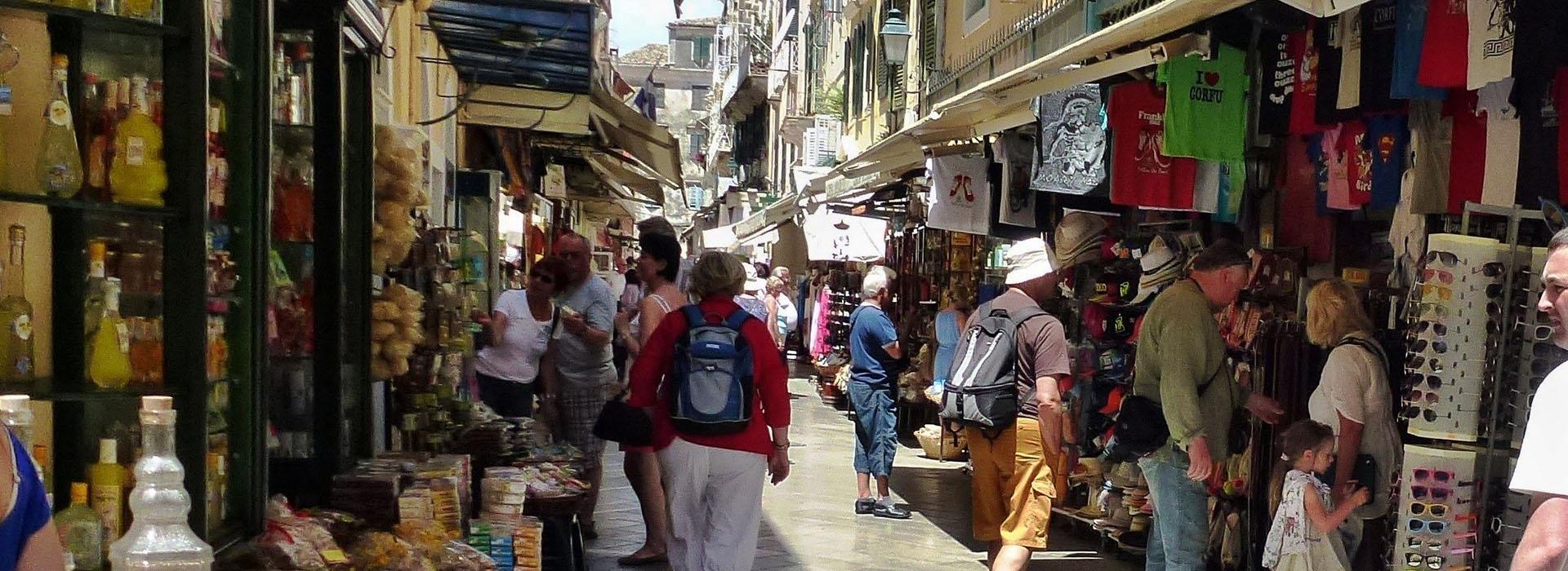 Kıbrısta alışveriş. Ne alabilirim