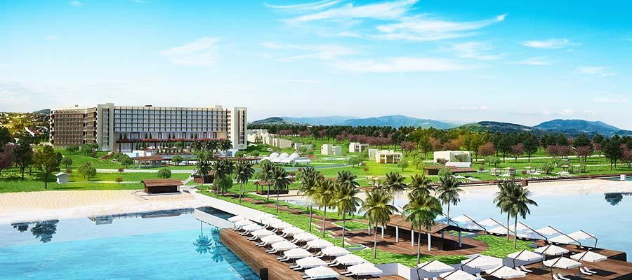 Erken Rezervasyon Yaptırarak Tatilinizi Ucuza Getirin - kıbrıs girne concorde luxury hotel