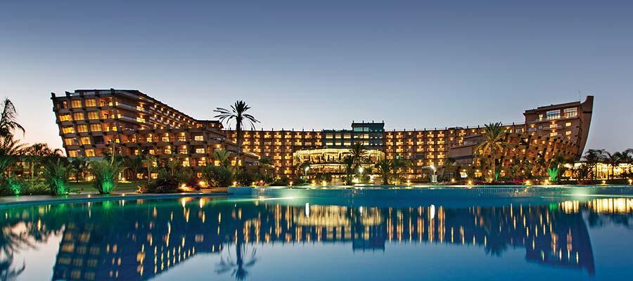 Erken Rezervasyon Yaptırarak Tatilinizi Ucuza Getirin - kıbrıs nuh'un gemisi deluxe hotel