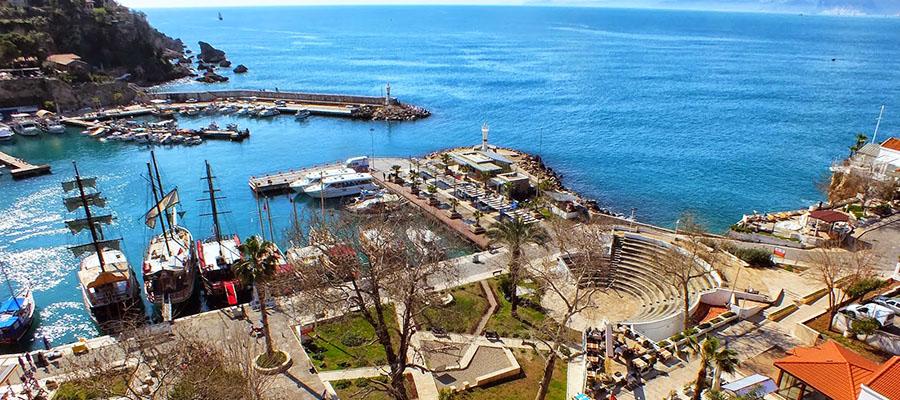 Kurban Bayramı Tatil Önerileri - Antalya - Kaleiçi