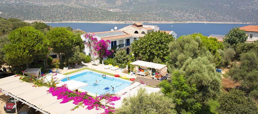 Asfiya Seaview Hotel Restoran