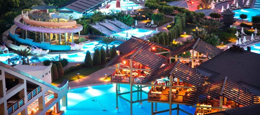 Limak Lara Deluxe Hotel - Genel