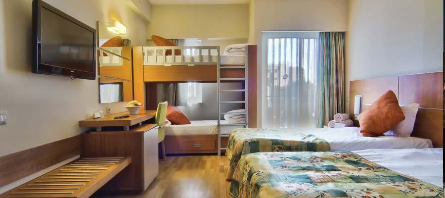 Limak Limra Club Park Hotel - Çocuklu Oda