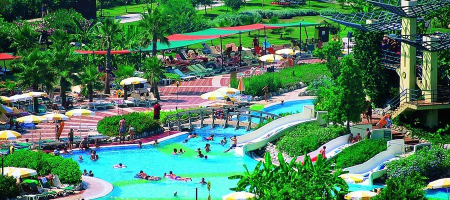 Limak Limra Resort - Havuz