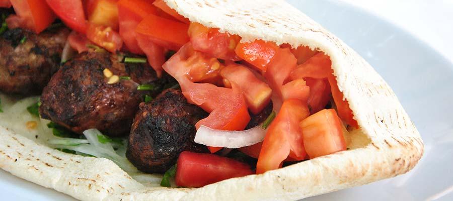 Kıbrıs'ta Ne Yenir? - seftali kebabi