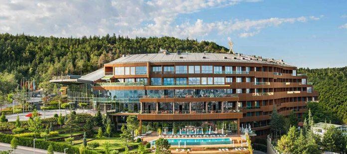 Tasigo Hotels Eskisehir Bademlik Termal Hotel