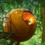 Free Spirit Spheres, Vancouver, Kanada
