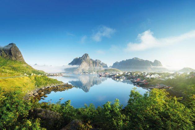 Lofoten Adaları (Norveç)