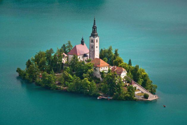 Bled (Slovenya)