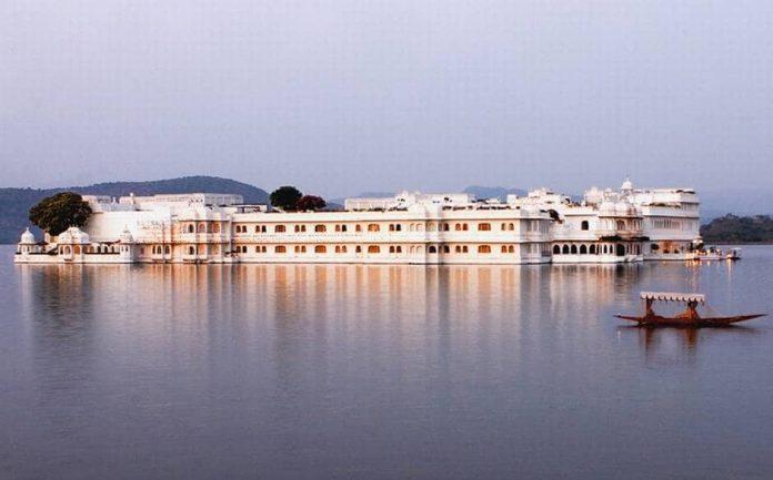 Taj Lake Palace, Udaipur, Hindistan