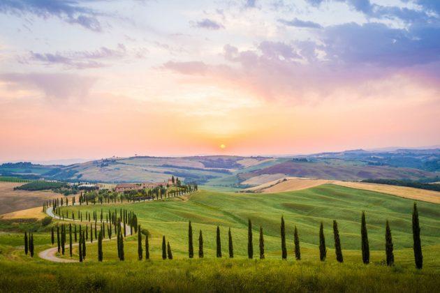 Tuscany (İtalya)