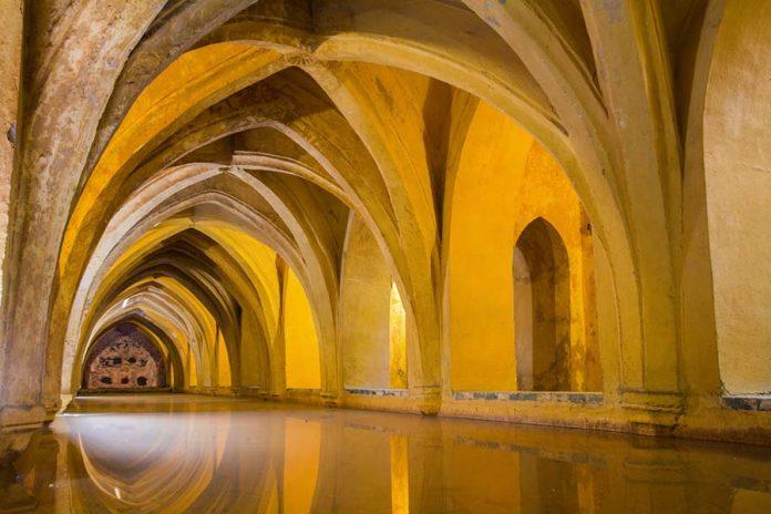 Avrupa'nın En Ünlü Termal Merkezleri - Moorish Bath